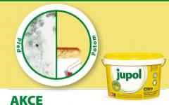 Akce JUPOL Citro + Algicid zdarma