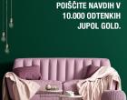 Poiščite navdih v več kot 10.000 odtenkih JUPOL Gold