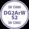 Standard DG2ArW S2 (vijola)