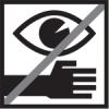 Zabránit kontaktu s pokožkou a očima