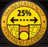 Trvale elastický 25 %