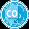 Vysoká odolnost proti CO2