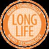 Long life - nanotechnologie - silikon